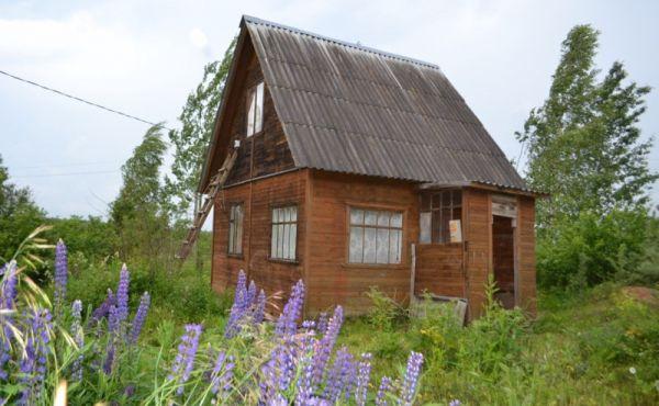 Дом в деревне Татьянино Волоколамского района